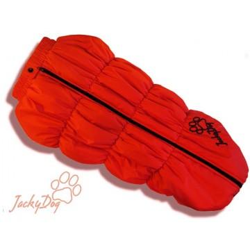 Жилет утепленный на синтепоне красный  КП