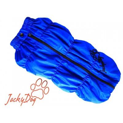 Жилетка на гладком подкладе синий